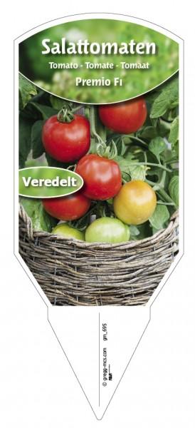 Tomaten, Salat- Premio F1 veredelt