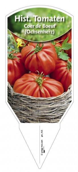 Historische Tomaten 'Coer de Boeuf'