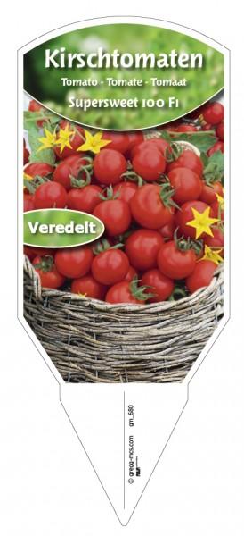 Tomaten, Kirsch- Supersweet 100 F1 veredelt