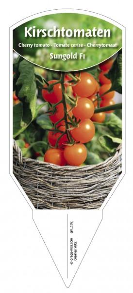 Tomaten, Kirsch- 'Sungold F1'