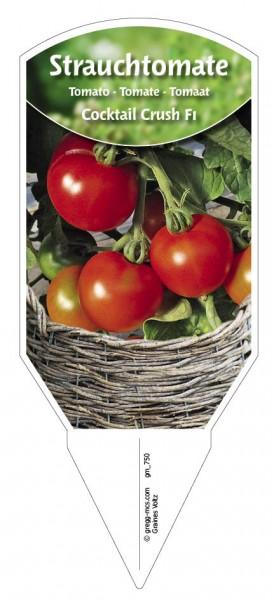 Tomaten, Strauch- Cocktail Crush F1