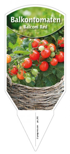 "Tomaten, Balkon ""Balconi Red"""