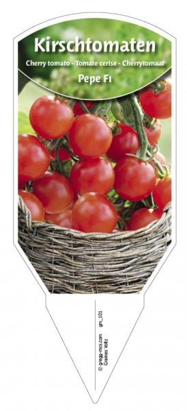 Tomaten, Kirsch- 'Pepe F1'