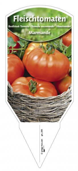 Tomaten, Fleisch 'Marmande'
