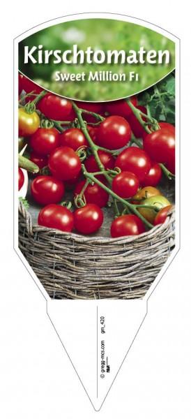 Tomaten, Kirsch- 'Sweet Million F1'