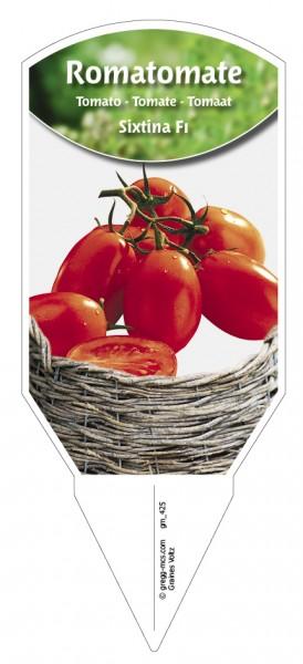 Tomaten, Roma- 'Sixtina F1'