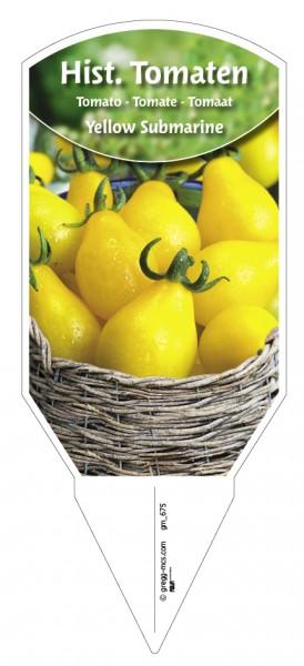 Tomaten, Historische Yellow Submarine
