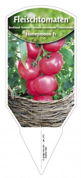 Tomaten, Fleisch 'Honeymoon F1'
