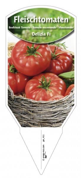 Tomaten, Fleisch 'Delizia F1'