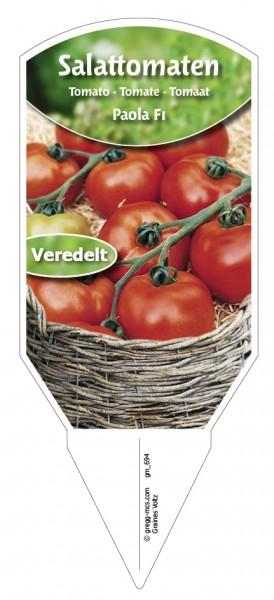 Tomaten, Salat- Paola F1 veredelt
