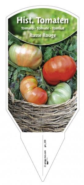 Tomaten, Historische 'Russe Rouge'