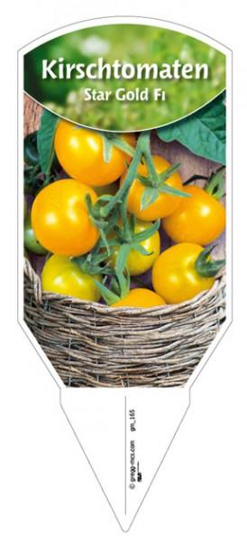 Tomate, Kirsch- 'Star Gold F1'