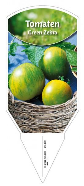 Tomaten, Historische 'Green Zebra'