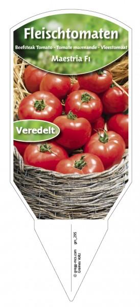 Tomaten, Fleisch 'Maestria F1' veredelt
