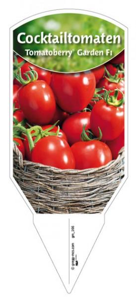 Tomaten, Cocktail 'Tomatoberry Garden F1'