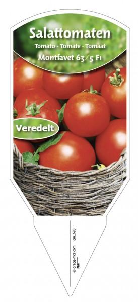 Tomaten, Salat- Montfavet 63/5 F1 veredelt