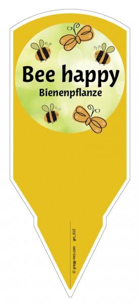 Bienen-Etikett