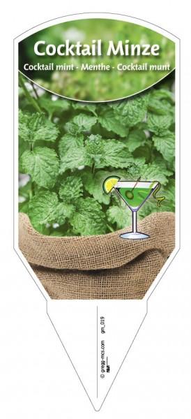 Minze Cocktail