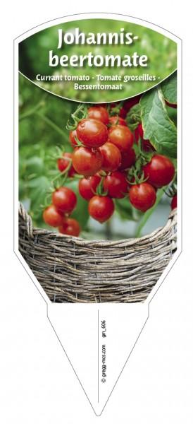 Tomaten, Johannisbeer-