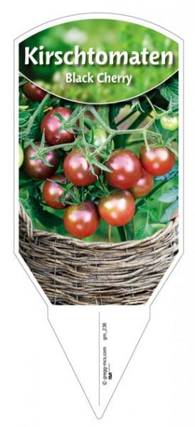 Kirschtomaten 'Black Cherry'