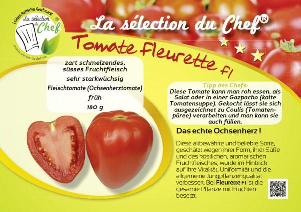 Mini-Poster 'Fleurette F1'