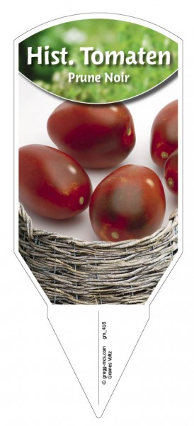 Historische Tomaten 'Prune Noir'