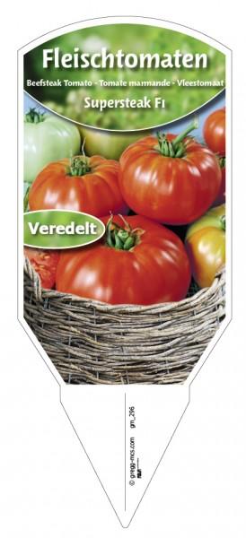 Tomaten, Fleisch 'Supersteak F1' veredelt