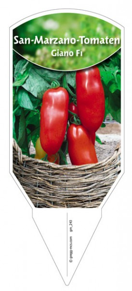 San-Marzano-Tomate 'Giano' F1