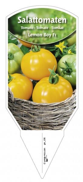 Tomaten, Salat- 'Lemon Boy F1'