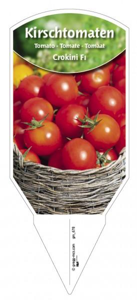 Tomaten, Kirsch- Crokini F1