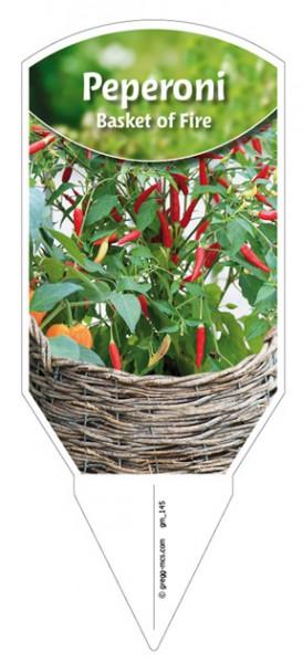 Peperoni 'Basket of Fire'