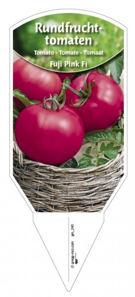 Tomaten, Rundfrucht- 'Fuji Pink' F1