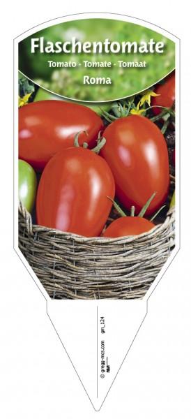 Tomaten, Flaschen- 'Roma'