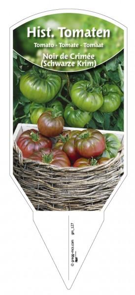 Tomaten, Historische Noir de Crimée (Schwarze Krim)