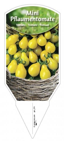 Tomaten, Mini PflaumenTomaten