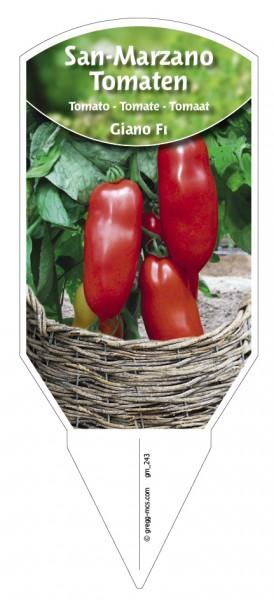 Tomaten, San-Marzano 'Giano' F1