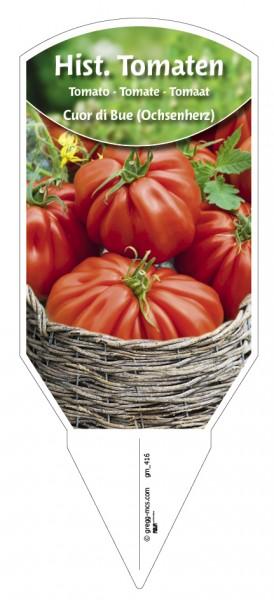 Tomaten, Historische Cuor di Bue (Ochsenherz)