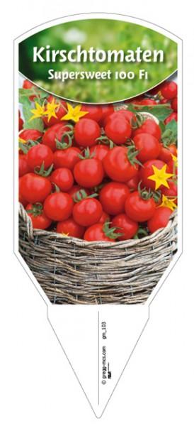 "Tomaten, Kirsch- ""Supersweet 100 F1"""